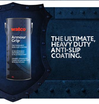 ArmourGrip The ultimate heavy duty anti slip coating