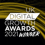 UK Digital Growth Awards 2021 Winner