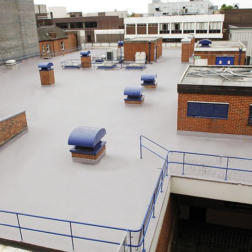 Watco Liquid Roof Membrane