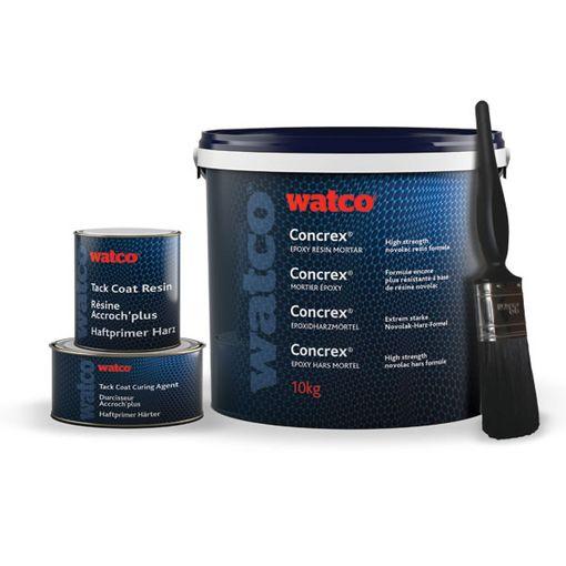 Watco Concrex Damp Repair Kit