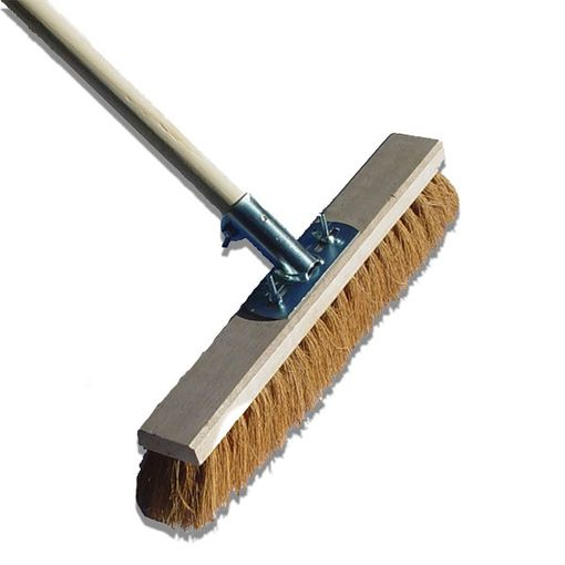 "Stiff and Soft 12"" Brooms"