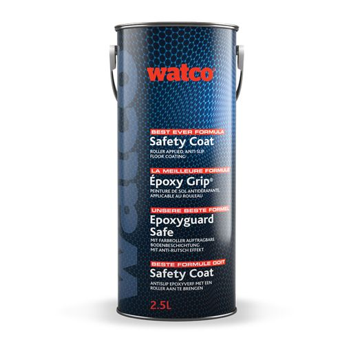 Watco Safety Coat Cold Cure image 1