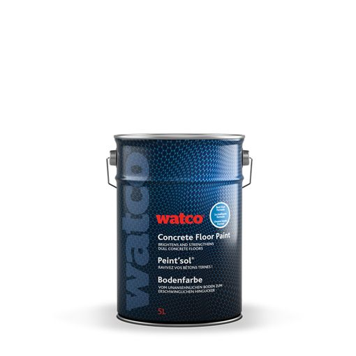 Watco Concrete Floor Paint