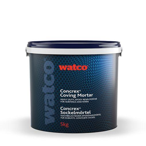 Watco Concrex Coving Mortar