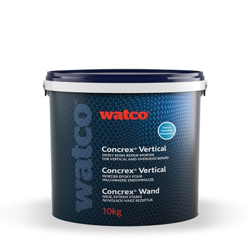 Watco Concrex Vertical Cold Cure