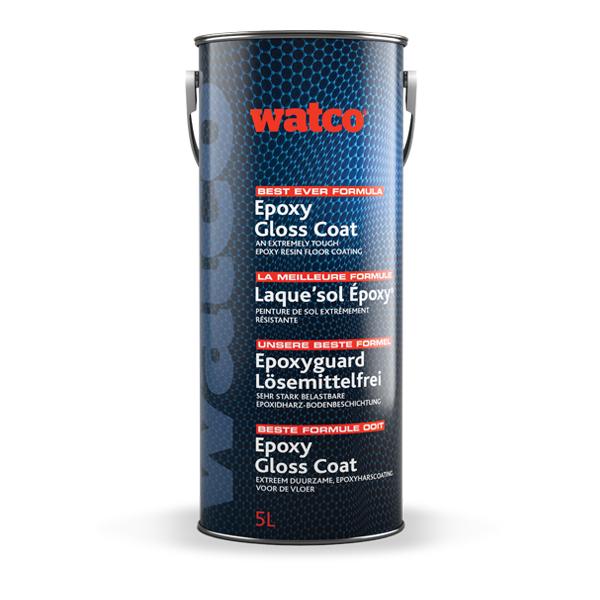 Watco Epoxy Gloss Coat